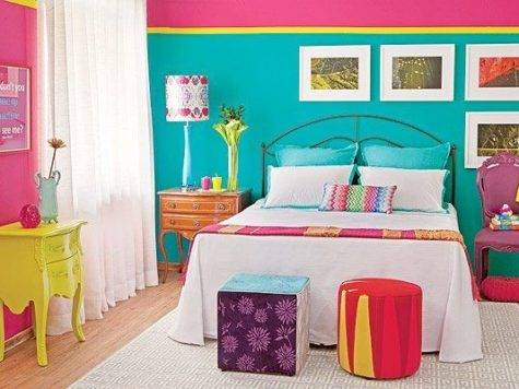 Color Blocking Bedroom Ideas Inspiration