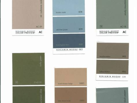Color Combinations Exterior House Painti