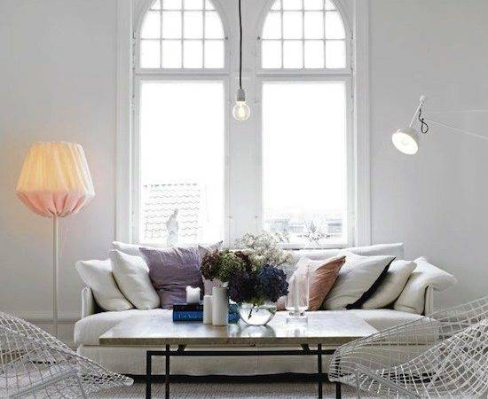 Color Crush White Euro Style Home Blog Modern