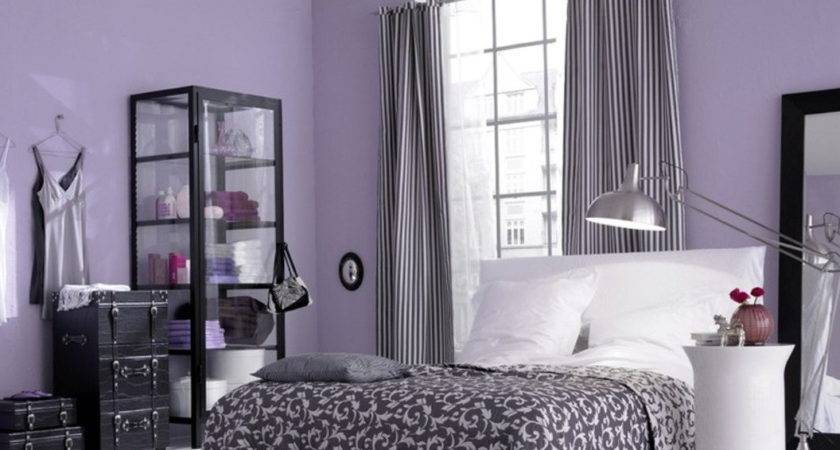 Color Curtains Light Purple Walls Curtain