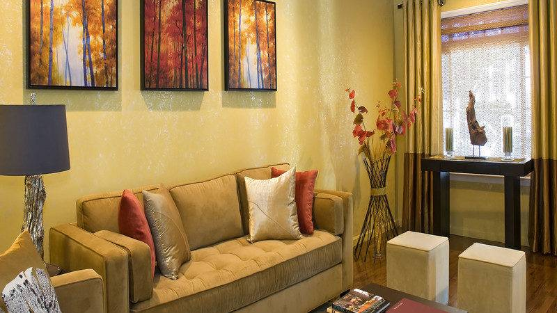 Color Curtains Light Yellow Walls Choosing