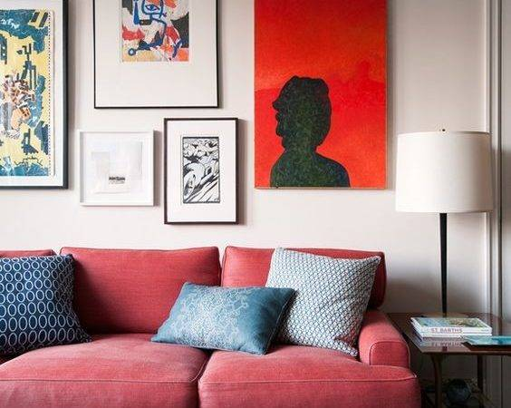 Color Decorate Blue Couch Sha Excelsior
