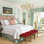 Color Roundup Using Sky Blue Interior Design
