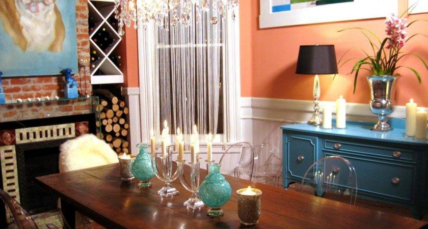 Color Rules Small Spaces Hgtv
