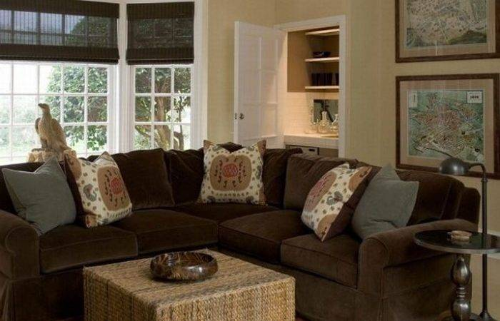 Color Should Paint Living Room Brown