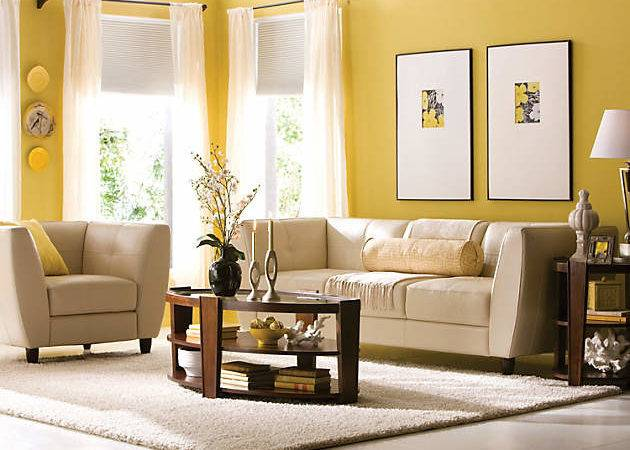 Color Story Decorating Yellow Monochromatic