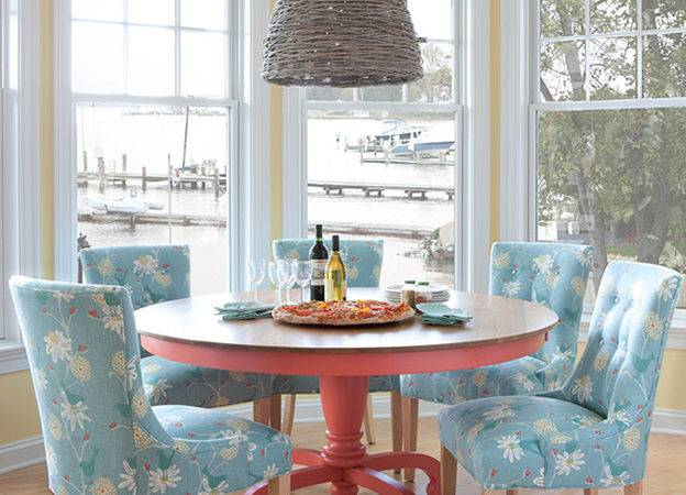 Colorful Dining Table Eldesignr