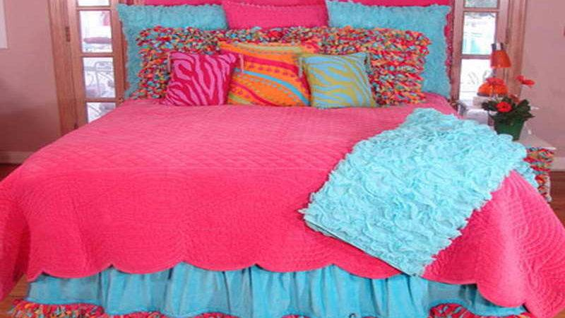 Colorful Girls Bedding Myideasbedroom