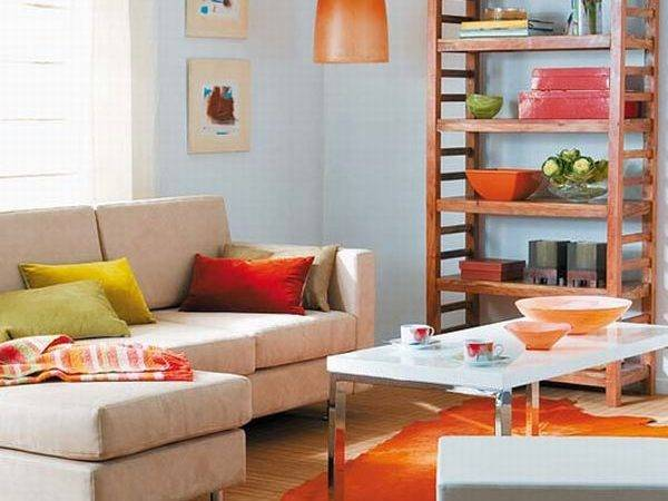 Colorful Living Room Interior Design Ideas