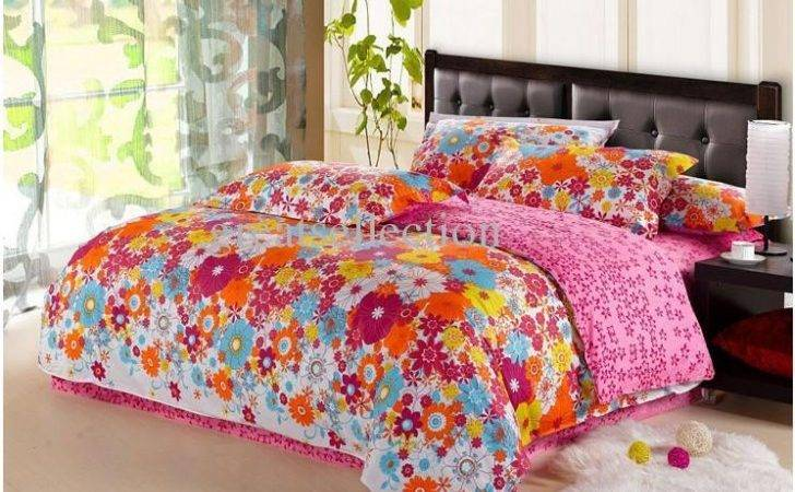 Colorful Queen Comforter Sets Inspirations Small Bedroom