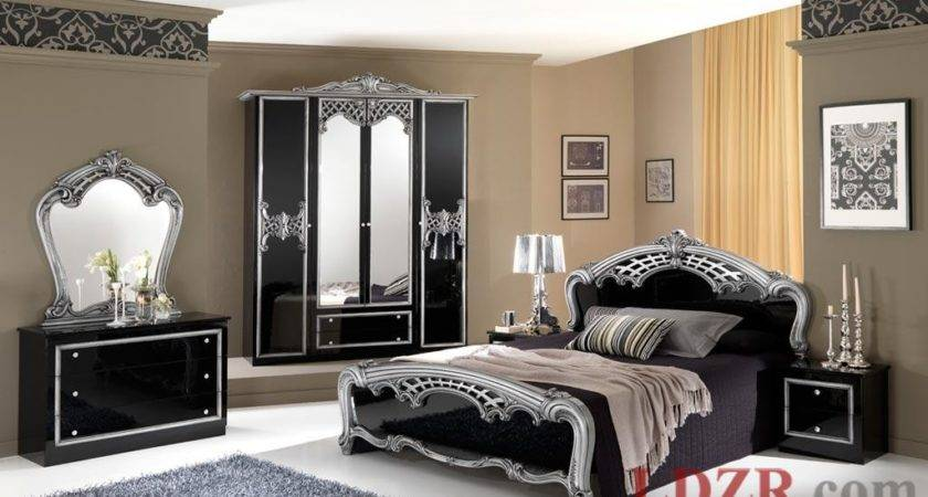 Colors Black White Bedroom Home Delightful