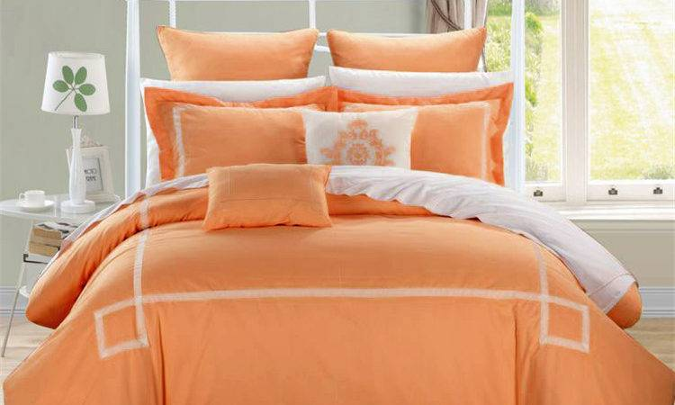 Comforter Bedding Sets Blue Grey Green Orange