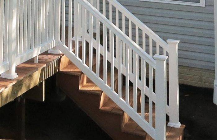 Composite Deck Stairs Adastra