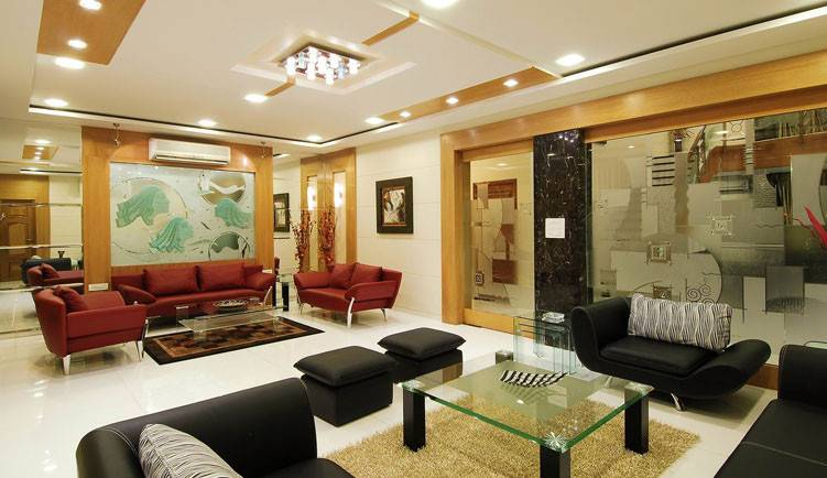 Contemporary Bungalow India Touch Traditional Little Big Adventure