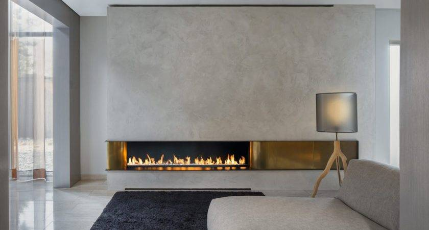 Contemporary Fireplaces Designer Luxury