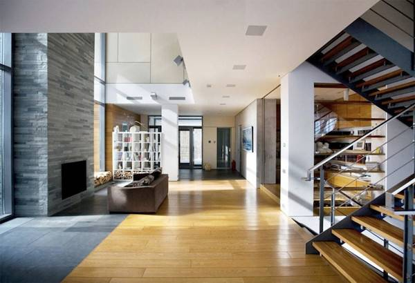 Contemporary House Wooden Architecture Russian