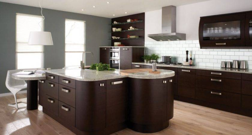 Contemporary Kitchen Design Decorations