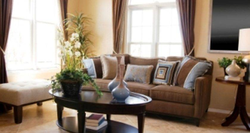 Contemporary Living Room Interior Design Ideas Beige