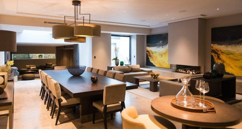 Contemporary Paint Colors Dining Room