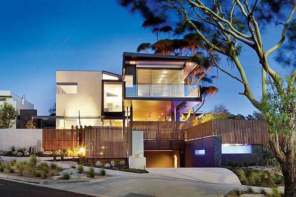 Contemporary Sustainable Home Melbourne Creates