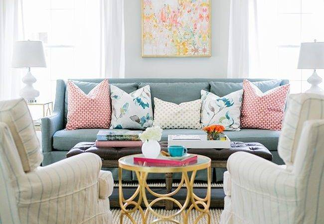 Contemporary Ways Decorate Pastel Colors