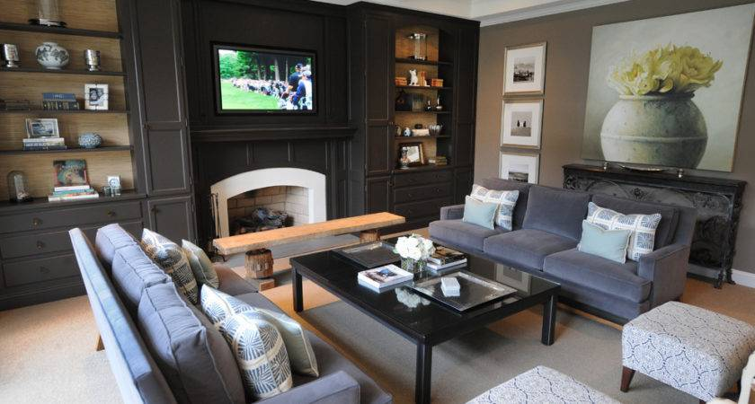 Cool Brown Frames Decorating Ideas