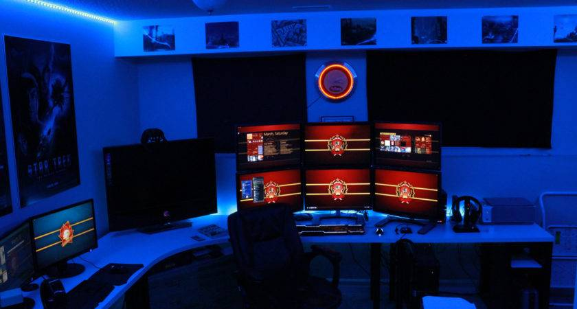 Cool Computer Setups Gaming