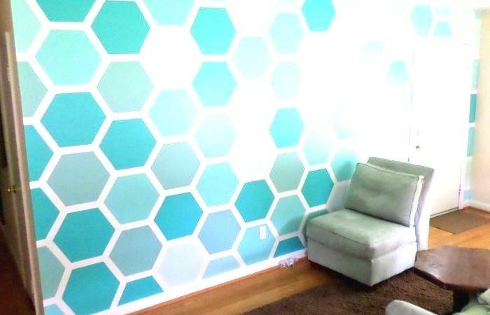 Cool Easy Wall Paint Designs Maybehip