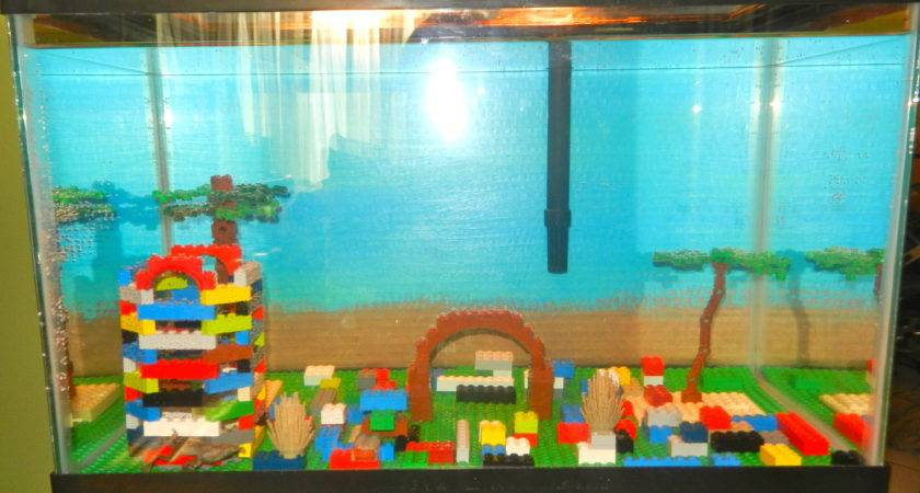 Cool Fish Tank Decorations Theamphletts