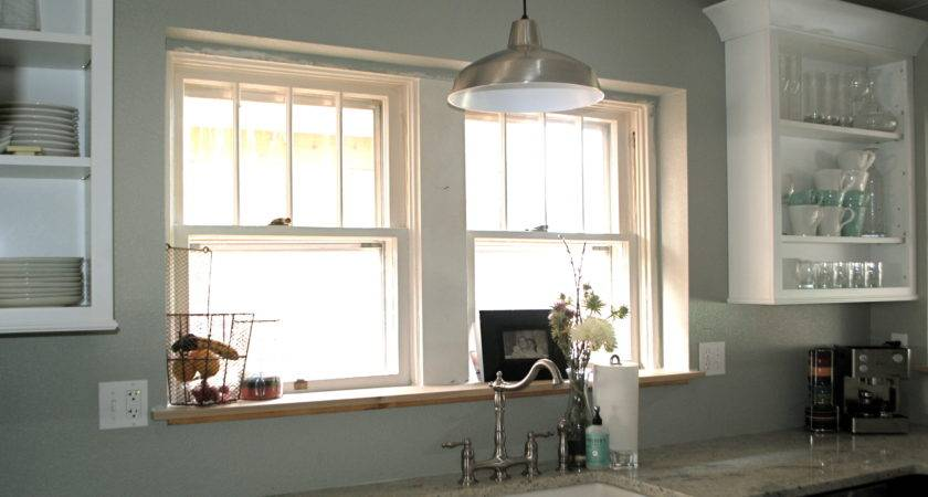 Cool Hanging Pendant Light Over Kitchen Sink New