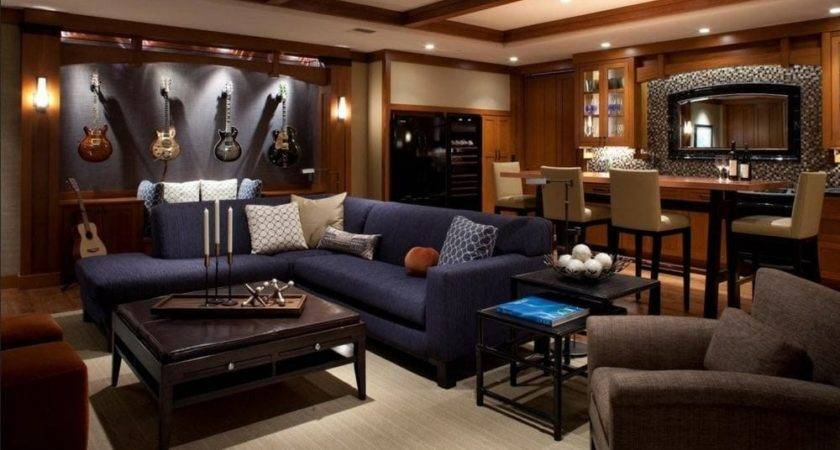 Cool Man Cave Ideas Try Week Diy Projects