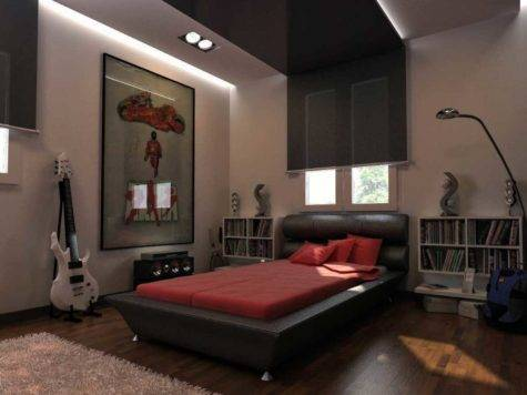 Cool Room Designs Guys Awesome Decoration Ideas