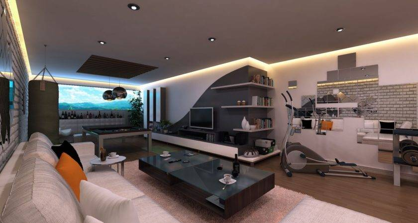 Cool Room Setups Home Design Interior