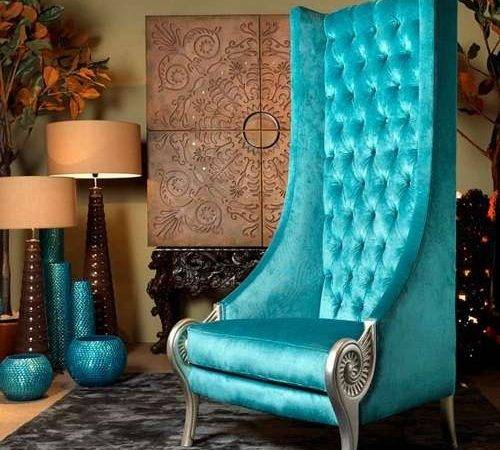 Cool Turquoise Home Cor Ideas Digsdigs
