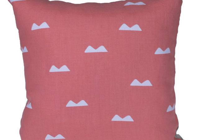 Coral Double Spike Cushion Industrial Home Accessories
