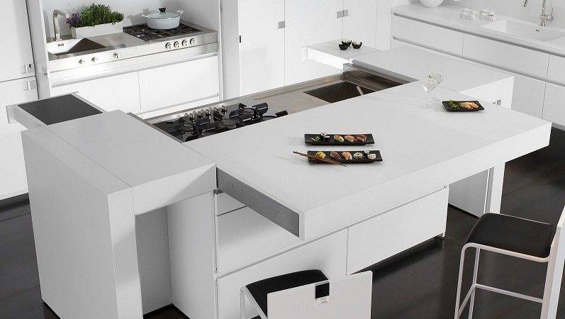 Corian Countertops Fabrication Installation Atlanta