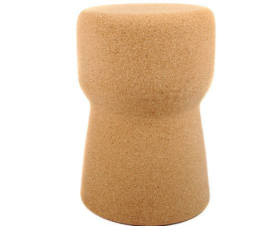 Cork Champagne Stool Products Charles Cantrill