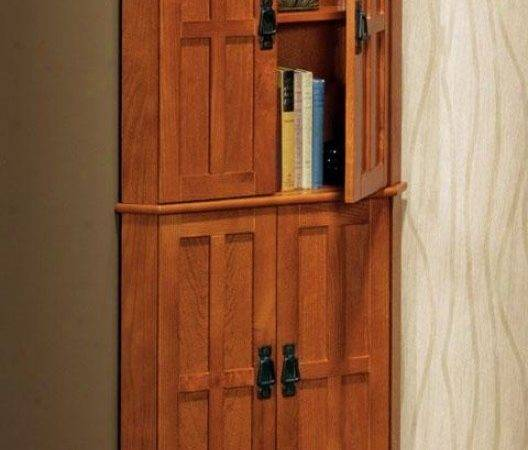 Corner Cupboard Storage Solutions