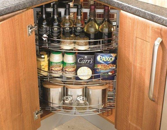 Corner Unit Kitchen Cabinet Ideas