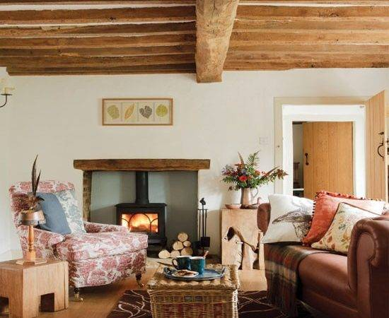 Cosy Country Living Room Housetohome