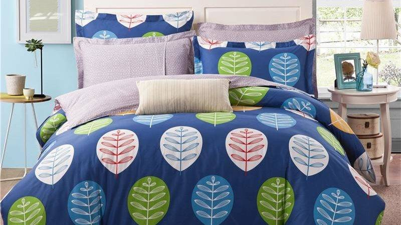 Cotton High Quality Good Printed Duvet Cover Sets