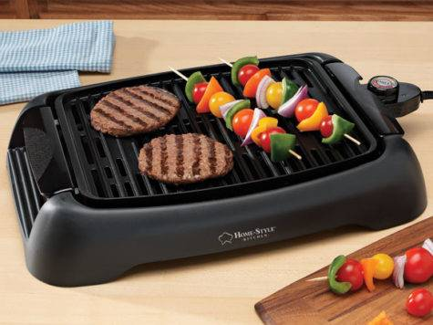 Countertop Electric Grill Tabletop
