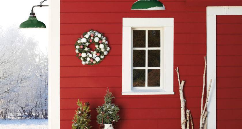 Country Christmas Decorating Ideas Celebrate
