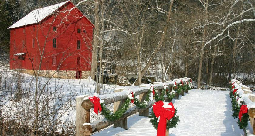 Country Christmas Decore