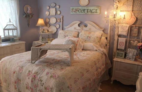 Country Cottage Decorating Ideas Bedroom