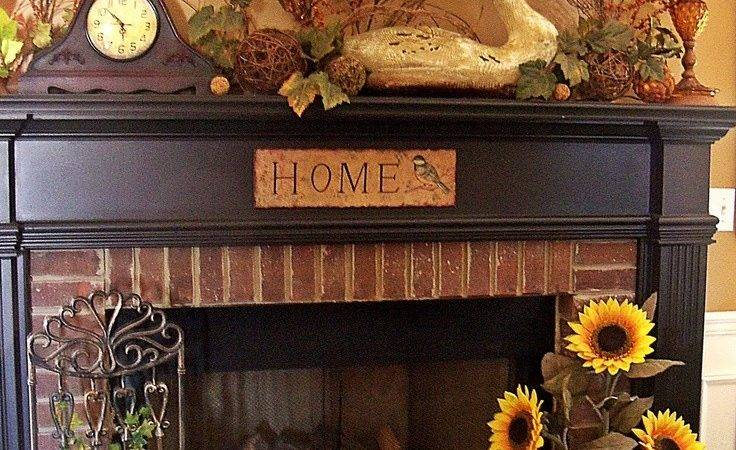 Country Decorating Ideas Fall