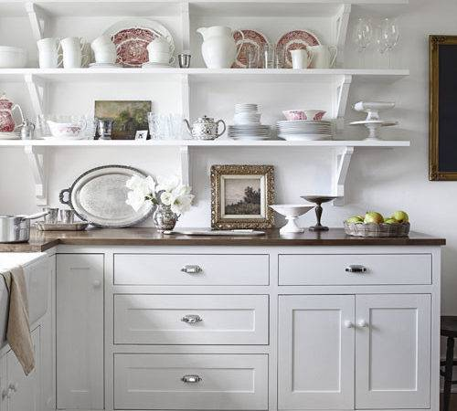 Country Farmhouse Kitchen Christmas Hooked Houses