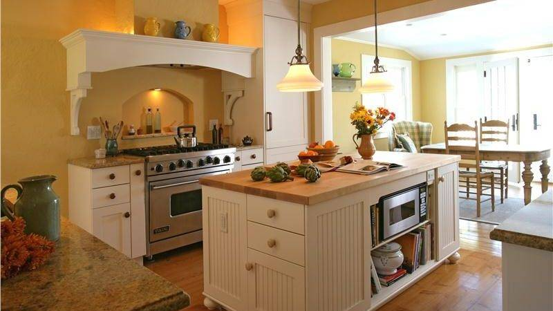 Country Kitchen Lighting Ideas Home