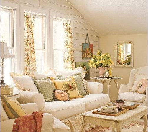 Country Living Room Design Ideas