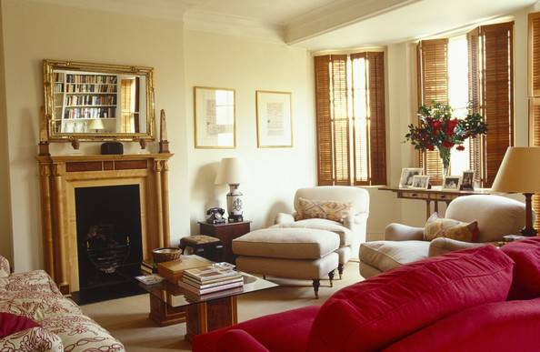 Country Sitting Room Photos Design Ideas Remodel